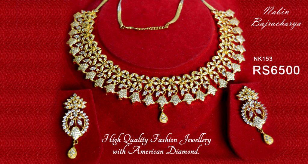 Beautiful fashion Jewellery in Nepal